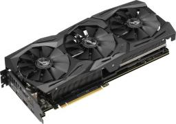 Karta graficzna Asus ROG Strix GeForce RTX 2070 OC edition 8GB GDDR6 (256 Bit), 2xHDMI, 2xDP, USB-C, BOX (ROG-STRIX-RTX2070-O8G-GAMING)
