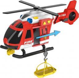 Dumel Helikopter strażacki czerwony