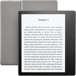 Czytnik Amazon Kindle Oasis 2 czarny 32 GB bez reklam