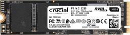 Dysk SSD Crucial P1 1TB M.2 PCIe NVMe (CT1000P1SSD8)