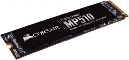 Dysk SSD Corsair MP510 960GB PCIe x4 NVMe (CSSD-F960GBMP510)