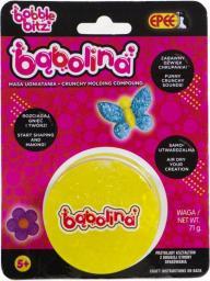 Epee Bąbolina Masa ugniatania 1 pack żółta (03205)