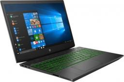 Laptop HP Pavilion Gaming 15-cx0039nw (4TY17EA) 16 GB RAM/ 512 GB M.2 PCIe/ 128 GB SSD/ Windows 10 Home PL