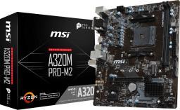 Płyta główna MSI A320M PRO-M2