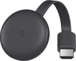 Odtwarzacz Google Chromecast 3 wtyk EU(PL) (GA00439-NL)