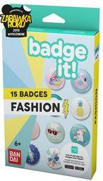 Badge It! Fashion - Zestaw Przypinek
