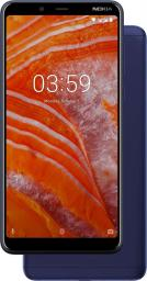 Smartfon Nokia 3.1 PLUS TA-1104 Niebieski