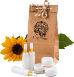 Shy Deer Kompletny rytuał - zestaw 7 próbek (próbki wszystkich 7 produktów)