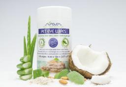 ARAVA Arava Nawilżane chusteczki do czyszczenia okolic oczu