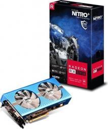 Karta graficzna Sapphire RX 590 NITRO+ 8 GB GDDR5 256BIT HDMI/DVI (11289-01-20G)