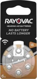 Duracell Bateria słuchowa HA 13 6 szt | blister