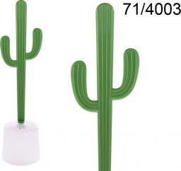 Szczotka do WC Cactus stojąca zielony