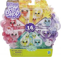 Hasbro Littlest Pet Shop Kwiatowy zestaw zwierzaków (E5148)