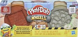 Hasbro Play-Doh: Wheels Tuby budowlane