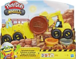 Play-Doh Wheels Koparka (E4294)
