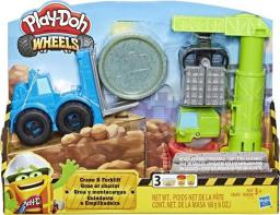 Play-Doh Wheels Dźwig (E5400)