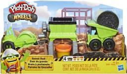 Hasbro Play-Doh Wheels Żwirownia