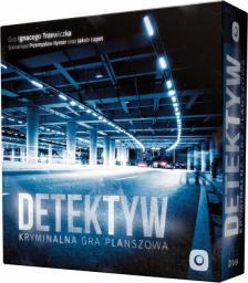 Portal Games Gra planszowa Detektyw: Kryminalna