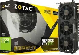 Karta graficzna Zotac GeForce GTX 1070 AMP Extreme Core, 8GB GDDR5 (ZT-P10700Q-10P)