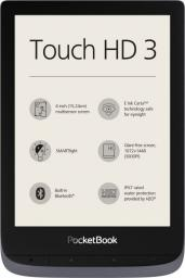 Czytnik PocketBook Touch HD 3 szary (PB632-J-WW)
