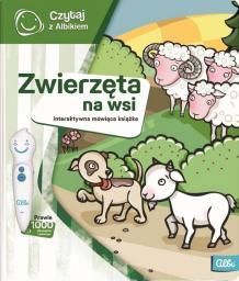 Albi Czytaj z Albikiem - Zwierzęta na wsi
