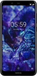 Smartfon Nokia 5.1 Plus 32 GB Dual SIM Czarny  (Nokia 5.1 Plus Black Dual Sim)