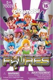 Playmobil Figurka Girls 15 edycja (70026)