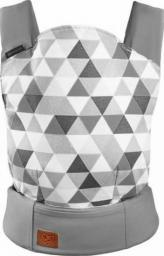 KinderKraft Nosidełko ergonomiczne Nino gray
