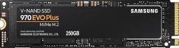Dysk SSD Samsung 970 EVO Plus 250GB M.2 PCIe x4 (MZ-V7S250BW)