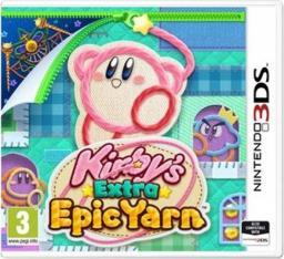 Gra Nintendo 3DS Kirby's Extra Epic Yarn - Premiera 08.03.2019