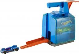 Hot Wheels Wyrzutnia walizeczka + 2 samochodziki (GCF92)