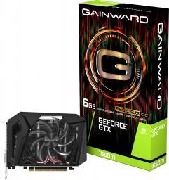 Karta graficzna Gainward GTX 1660 Ti PEGASUS OC, 6GB GDDR6 (426018336-4375)
