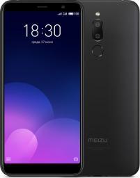 Smartfon Meizu M6T 32 GB Czarny  (MEIZUM6T3/32BLACK)