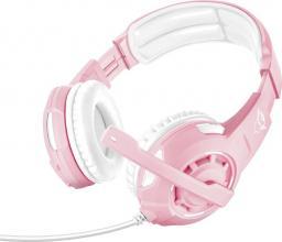 Słuchawki Trust GXT310P Radiu S różowe (23203)