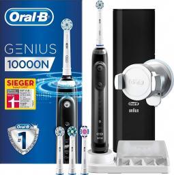 Szczoteczka elektryczna Oral-B Genius 10000N Black