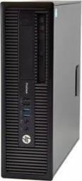 Komputer HP 600 G1 SFF i3-4130 8GB 500GB HDD DVD-RW Win 10 Home Ref