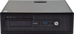 Komputer HP ProDesk 600 G1 SFF Intel Core i3-4130 8 GB 500 GB HDD Windows 10 Home Refurbished
