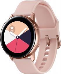 Smartwatch Samsung Galaxy Watch Active Gold Różowe złoto  (SM-R500NZDAXEO)