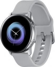 Smartwatch Samsung Galaxy Watch Active Srebrny  (SM-R500NZSAXEO)
