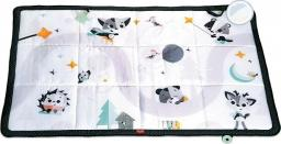 Tiny Love Mata interaktywna gigant Magiczna Kraina czarno-biała