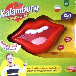 Dumel Kalambury Dźwięknij to! (DD61935)