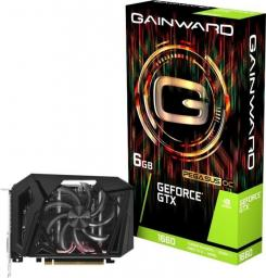 Karta graficzna Gainward GeForce GTX 1660 Pegasus 6GB GDDR5 (426018336-4399)
