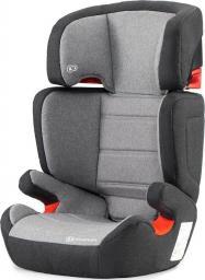 Fotelik samochodowy KinderKraft Fotelik Junior Fix z systemem ISOFIX black/gray
