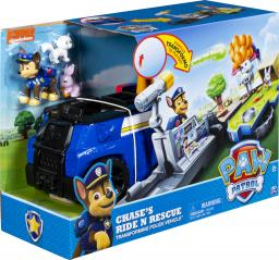 Spin Master Psi Patrol Patrolowiec z figurką Chase (6046797/20107844)