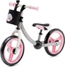 KinderKraft Rowerek biegowy 2WAY next light pink z akcesoriami (KKR2WNXLTPK0AC)