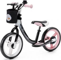 KinderKraft Rowerek biegowy SPACE pink (KKRSPACPNK00AC)