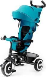 KinderKraft Rowerek trójkołowy ASTON turquoise (KKRASTOTRQ0000)