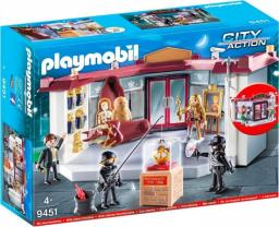 Playmobil City Action. Napad na muzeum (9451)
