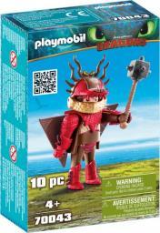 Playmobil Sączysmark w zbroi do latania (70043)