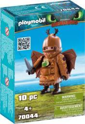 Playmobil Śledzik w zbroi do latania (70044)